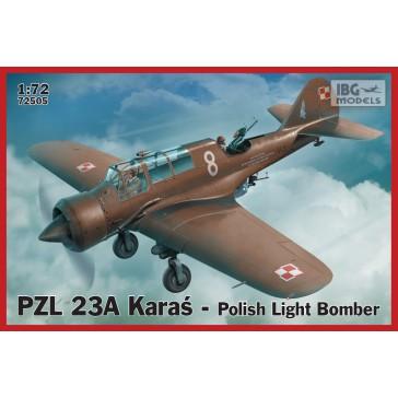 PZL 23A Karas-Polish Lht Bomber1/72