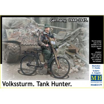 Volkssturm Tank Hunter '44-45 1/35