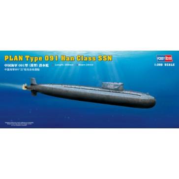 PLAN 091 Han Class Sub. 1/350