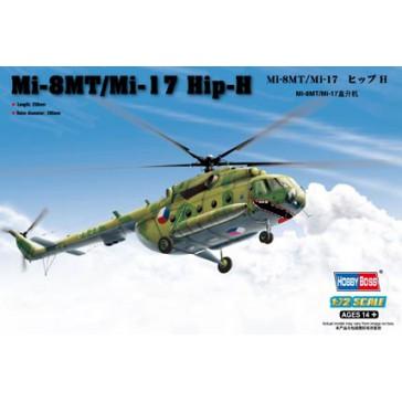 Mil Mi-8MT/Mi-17 Hip-H 1/72