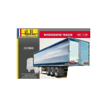 Refrigerated Trailer 1/24