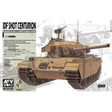 IDF Centurion Mk5 Six Day 1/35