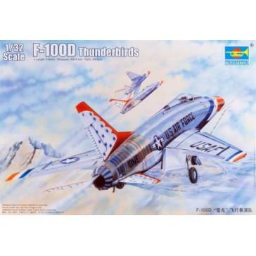 F-100D Thunderbirds 1/32