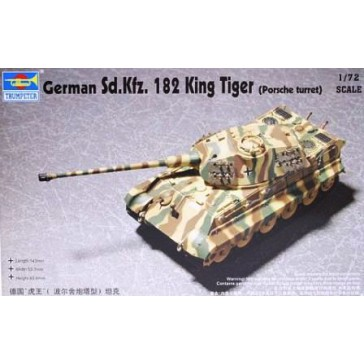German King Tiger P. 1/72