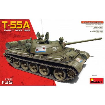 T-55A Early Mod. 1965 1/35