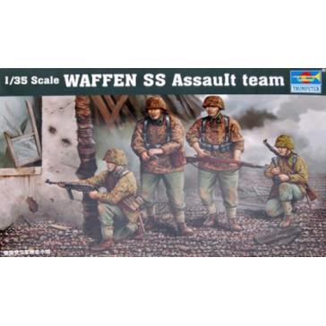 Waffen SS Assault T. 1/35