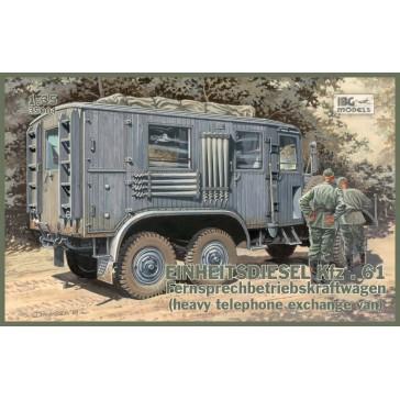 Einheitsdiesel Kfz.61 1/35