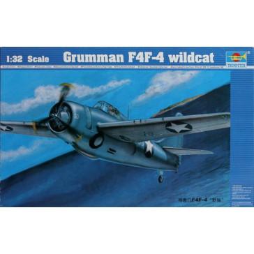 Grumman F4F4 Wildcat 1/32