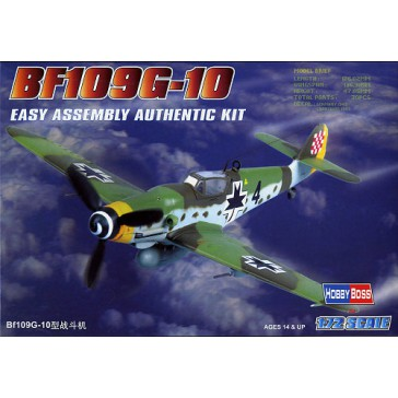 Bf109 G-10 1/72