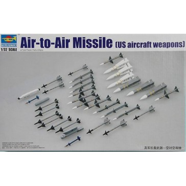 US Aircraft Weapon 1/32