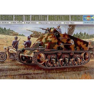 H-38 (f) Observ.Tank 1/35