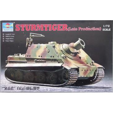 Sturmtiger Mortar L. 1/72