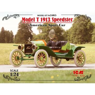 Model T 1913 Speedster 1/24