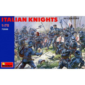 Italian Knights XV 1/72
