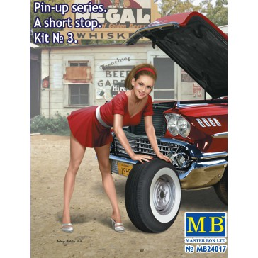 Pin Up Serie - A Short Stop 1/24