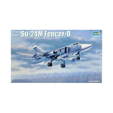 SU-24M Fencer- D 1/48