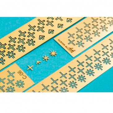 P/E Connecto Crosses 0.9mm