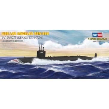 USS Navy Los Angeles SSN-688 1/700