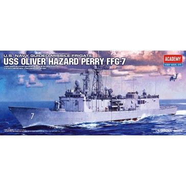 USS OL Hazard Perry 1/350