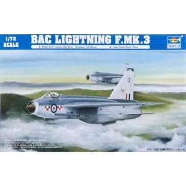 BAE Lightning F.3 1/72
