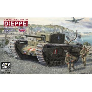 Churchill Dieppe 1/35