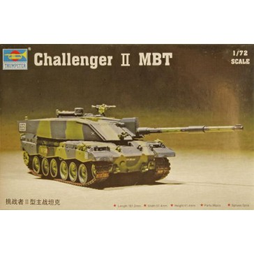 Brit.Challenger2 MTB 1/72