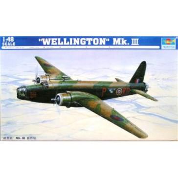 Brit.Wellington Mk3 1/48