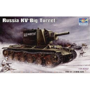 Soviet Tank KV-1C 1/35