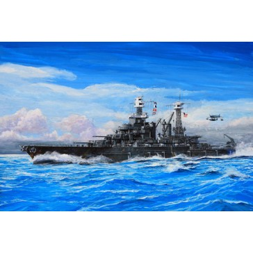 USS Maryland BB46 1941 1/700