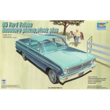 65 Ford Ranchero Falc1/25