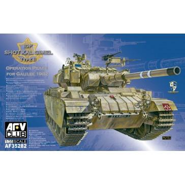 IDF Shot Kal Dalet Type II 1/35
