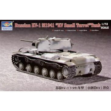 KV-1 '41 Small Turr. 1/72