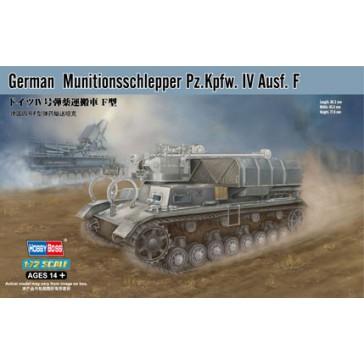 German Munitionsschlepper 1/72
