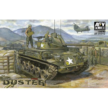 M42 Tank Late 1/35