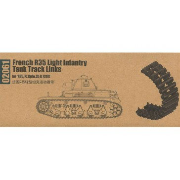 French R35 Lght Inf. Tank Tra. 1/35