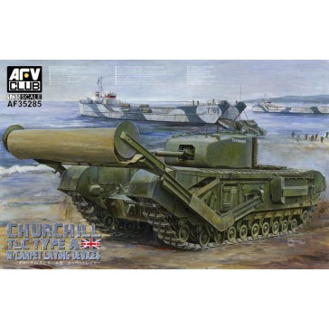 Churchill TLC Type A 1/35