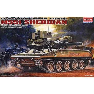 M551 Sheridan Tank 1/35