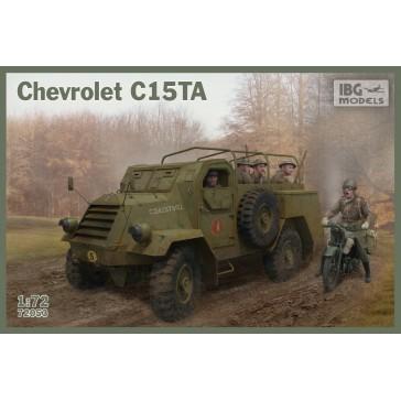 Chevrolet C15TA 1/72