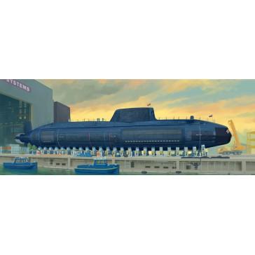 HMS Astute 1/144