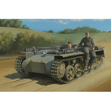 Germ.Pz.Kpfw.1 Ausf A O.Aufbau 1/35