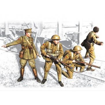ICM British Infantry '17-'18 1/35