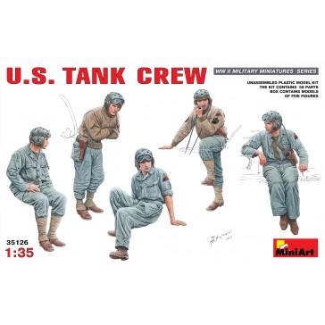 U.S. Tank Crew 1/35