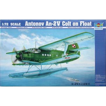 An-2M Colt on Float 1/72