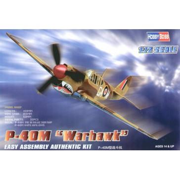 """P-40M """"Kitty Hawk"""" 1/72"""