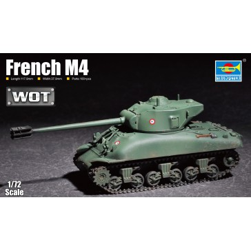 French M4 1/72