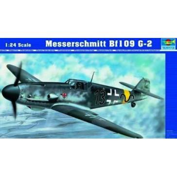 Messersch. Bf109 G-2 1/24