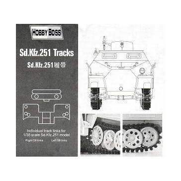 Sd.Kfz 251 Tracks 1/35