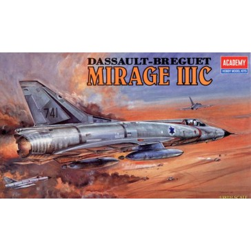 MIRAGE IIIC FIGHTER 1/48