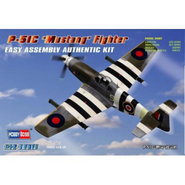P-51C 'Mustang' Fighter 1/72