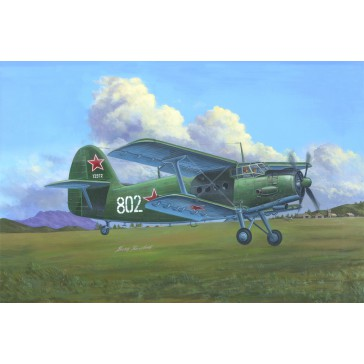 Antonov AN-2/AN-2CX Colt 1/48